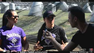 Interview with Team Destiny all girl paintball team - part 2