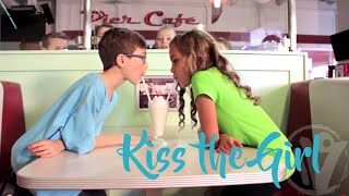 """Kiss the Girl"" from The Little Mermaid Cover by One Voice Children"