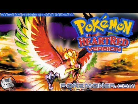 Pokemon heart gold dsv save file download