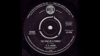 P. F. Sloan - The Sins Of A Family (Original Mono 45)