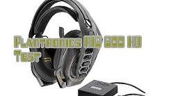 Plantronics RIG 800 HD - Test: Mehr Komfort geht nicht