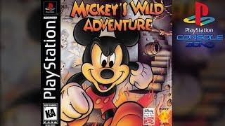 Mickey's Wild Adventure (Mickey Mania) (PS1) - прохождение игры