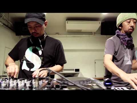Pioneer DJ DJM-750 feat. DJ Mitsu the Beats × Kuniyuki Takahashi Special Session