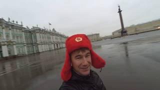 Санкт-Петербург в декабре