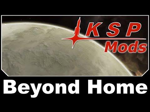 KSP Mods - Beyond Home