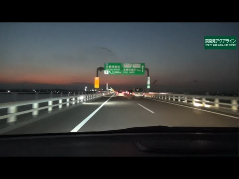 【HD】 千葉 房総半島 道の駅巡りドライブ part.1 「Chiba prefecture roadside station drive 1」