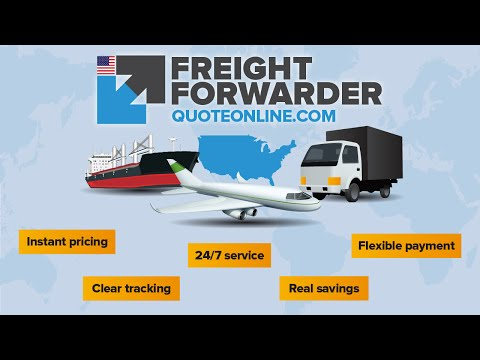 FFQO - leading US freight forwarding companies for import and export