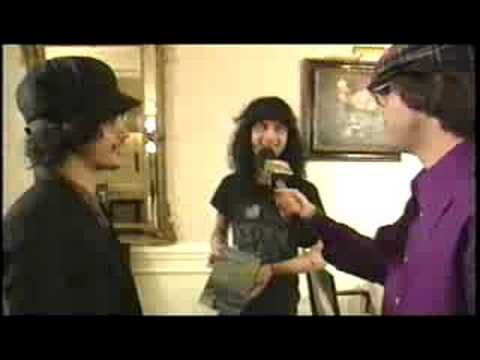 Nardwuar Vs. The Mars Volta Pt 2 Of 2