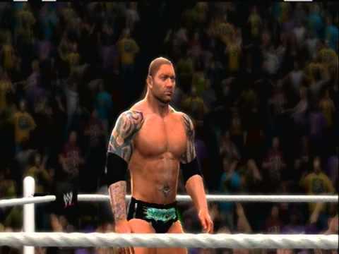 Wwe 2k14 Batista WWE 2K14 Universe : Ma...