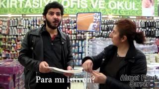 Çirkin Yüz Şakası Türkiye - Ugly Face Prank