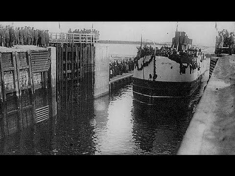 Беломорско-Балтийский водный путь 1932 / White Sea-Baltic Waterway