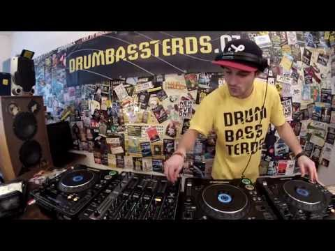 DJ FEELA (DRUMBASSTERDS.CZ) - 3DECK DNB MIX