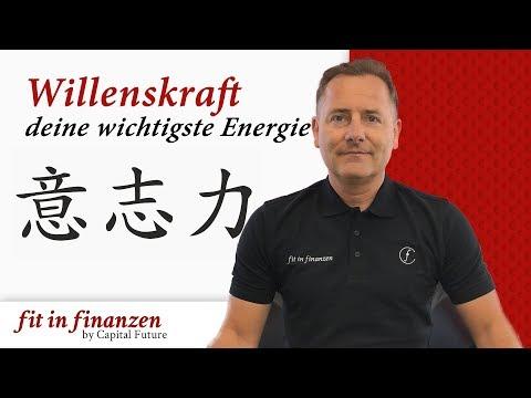 Willenskraft YouTube Hörbuch Trailer auf Deutsch