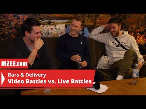 Video Battles vs. Live Battles – mit Notyzze und Pimf (Bars & Delivery #2)