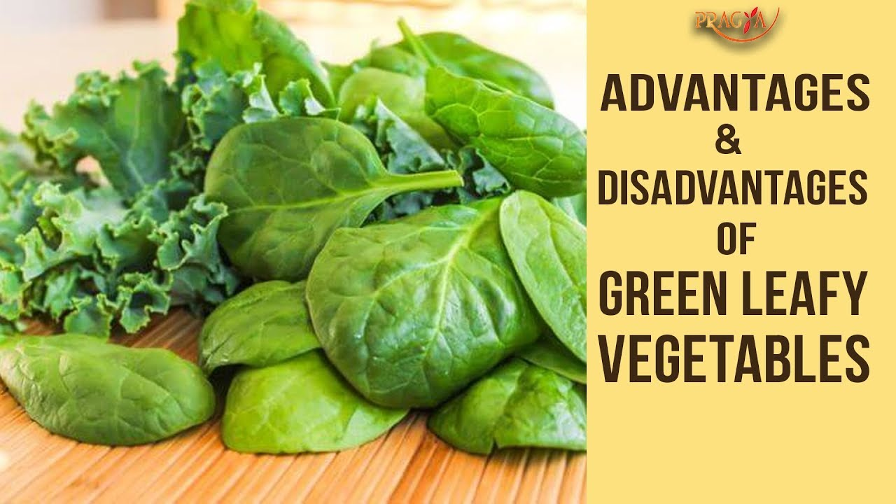 advantages & disadvantages of green leafy vegetables | dr