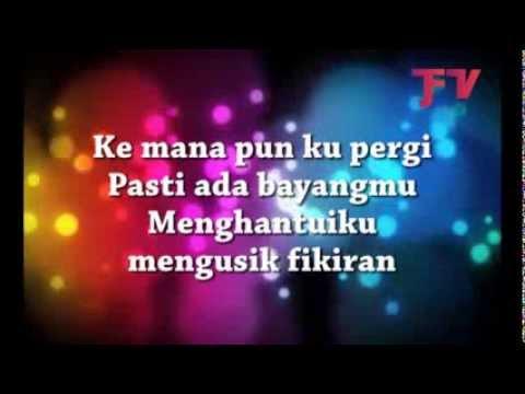 (Karaoke) Awi Rafael - Takdir Cinta (OST Kusinero Cinta) (Lirik)