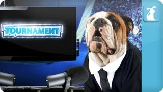 Pet vs Pet Rap Battle Tournament Round 2 / Pitbull vs. Saint Bernard