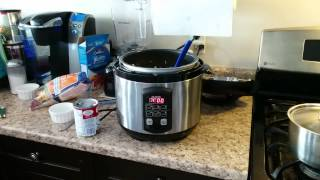 Gluten Free Macaroni And Cheese In The Pressure Cooker