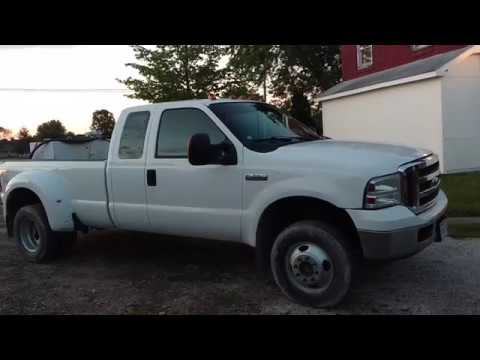 Update 2006 f250 superduty 2wd srw to f350 4wd dually ...