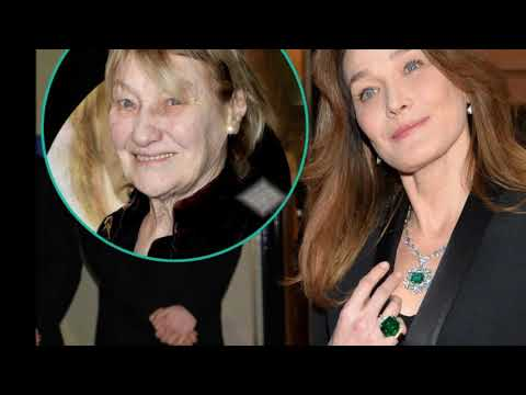 90'sTop model Carla Bruni's family secret revealed. She is not her father's biological daughter