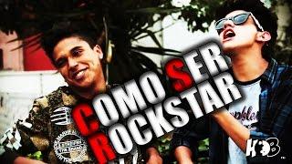 Como Ser Rockstar / Harold - Benny / #Rockstars