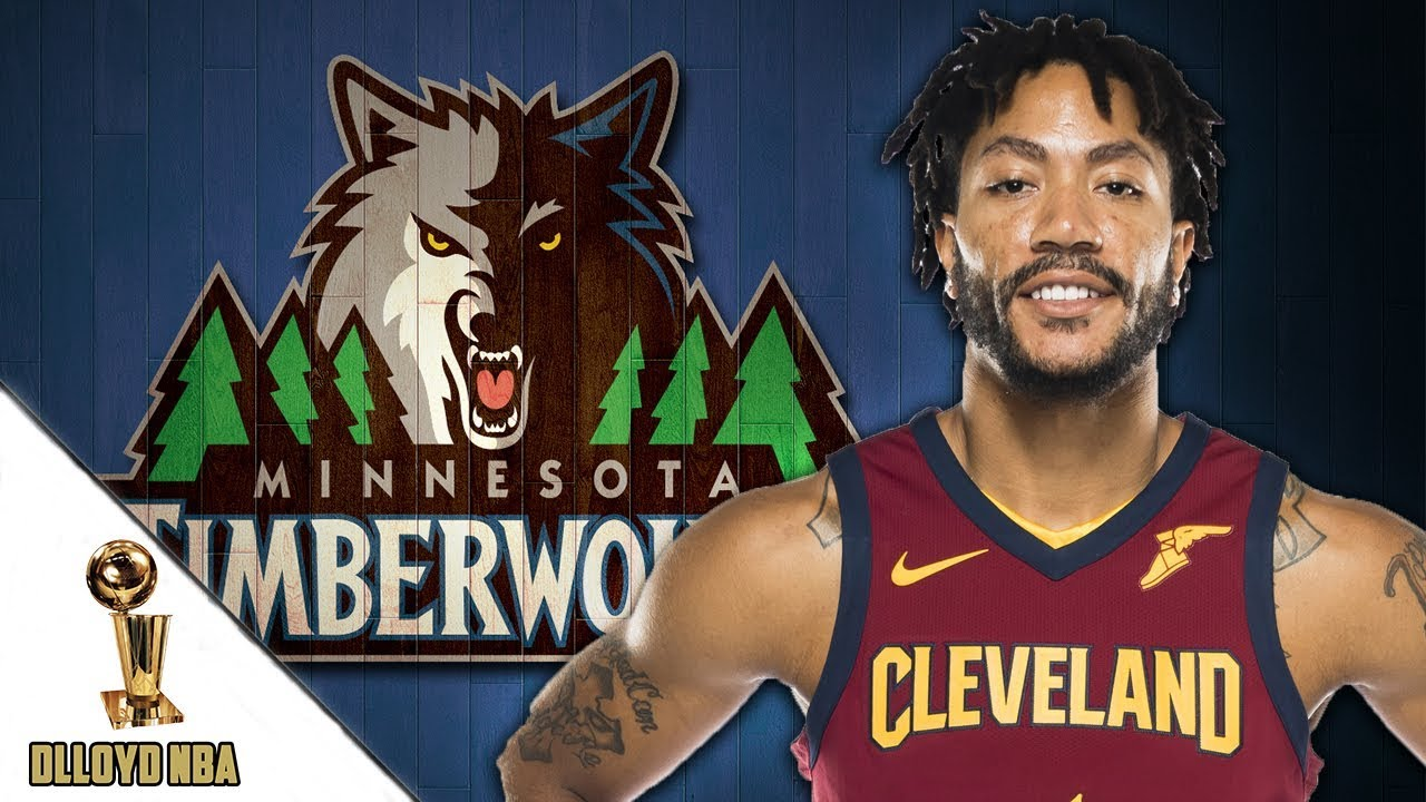 848e77faa Derrick Rose Signs With Minnesota Timberwolves For Rest of Season ...