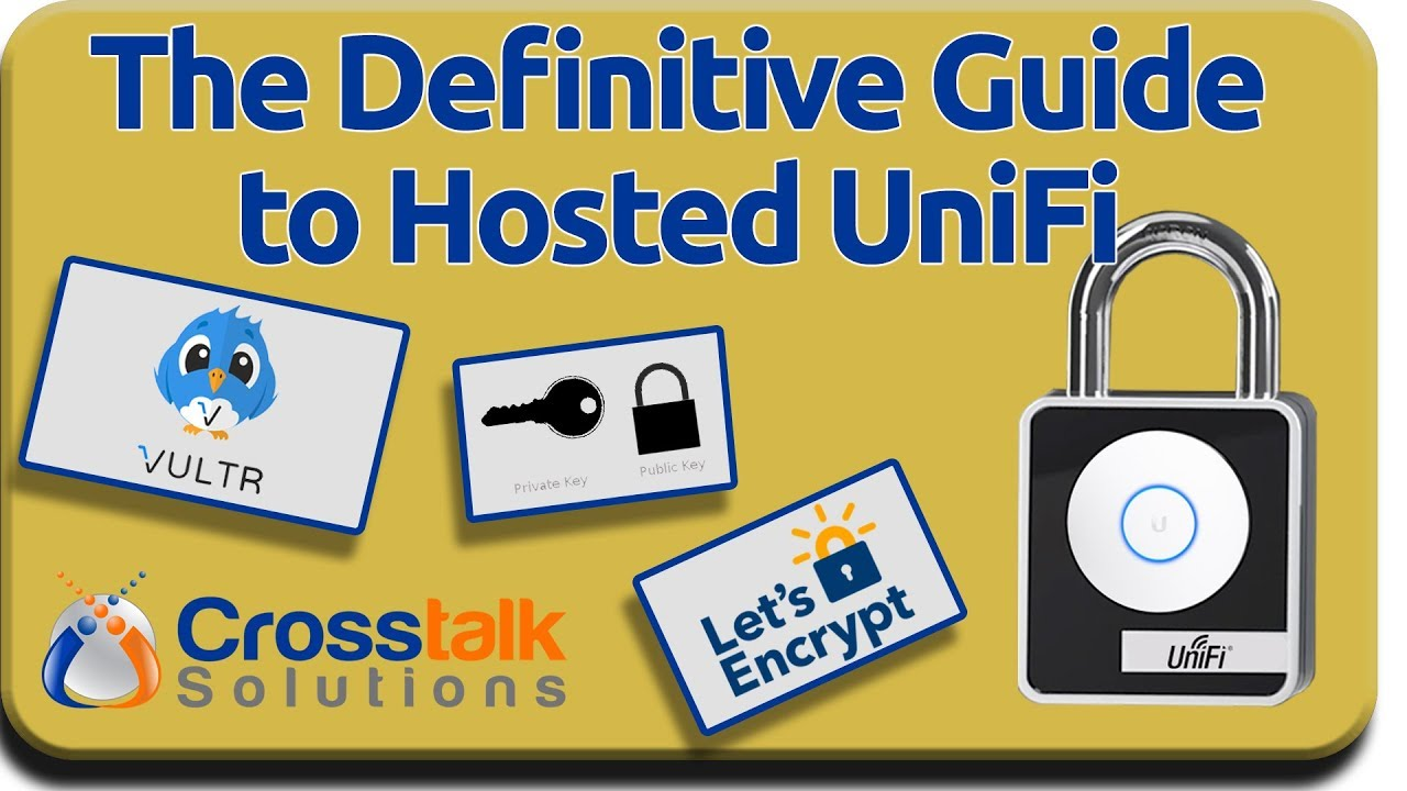 The Definitive Guide to Hosted UniFi