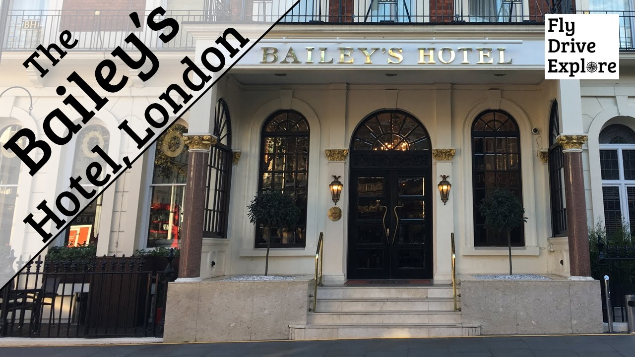 A Stay At The Bailey's Hotel - Kensington, London