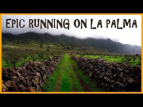 SCENIC LONG RUN IN EL PASO: LA PALMA RUNNING VLOG