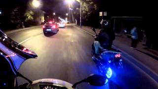 Honda Dio  attack china ,part.5