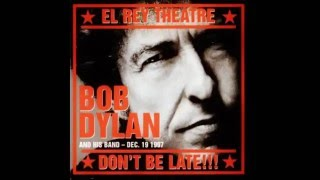 Bob Dylan & His Band - Man In The Long Black Coat (Live) - 1997.12.19