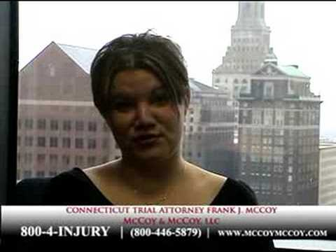 Connecticut Personal Injury Attorney-Stacy Testimonial