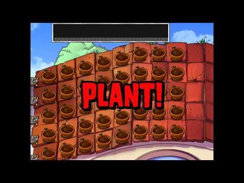 Plants Vs Zombies    Mini games : Column Like You see EM