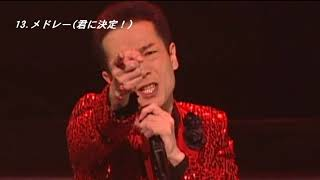 """TOSHIHIKO TAHARA DOUBLE""""T""""TOUR 2017 1月20日12:45~ BSスカパー!にて..."""