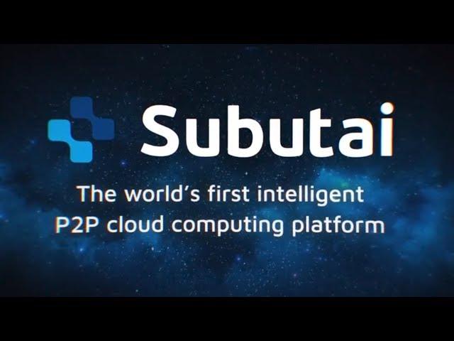 OptDyn presents Subutai™: world's first intelligent Peer-to-Peer Cloud Computing platform
