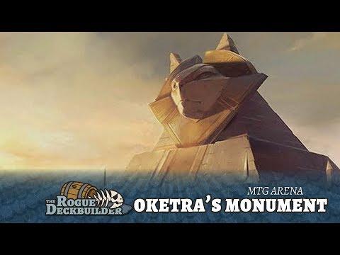 MTG Arena - Oketra's Monument Update