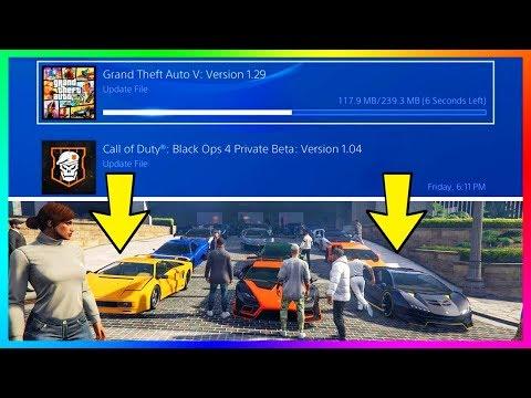 GTA 5 Gets A NEW Update, GTA Online DLC Files Changed By Rockstar & MORE! (GTA V)