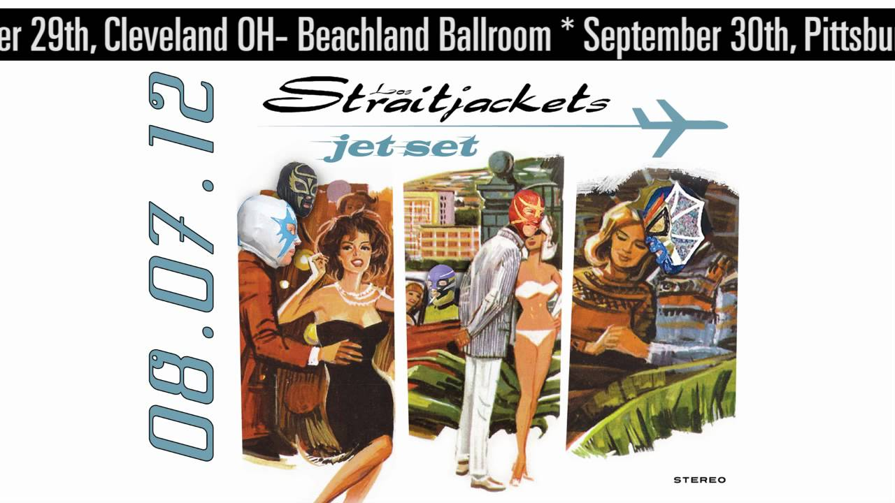 Los Straitjackets Chords