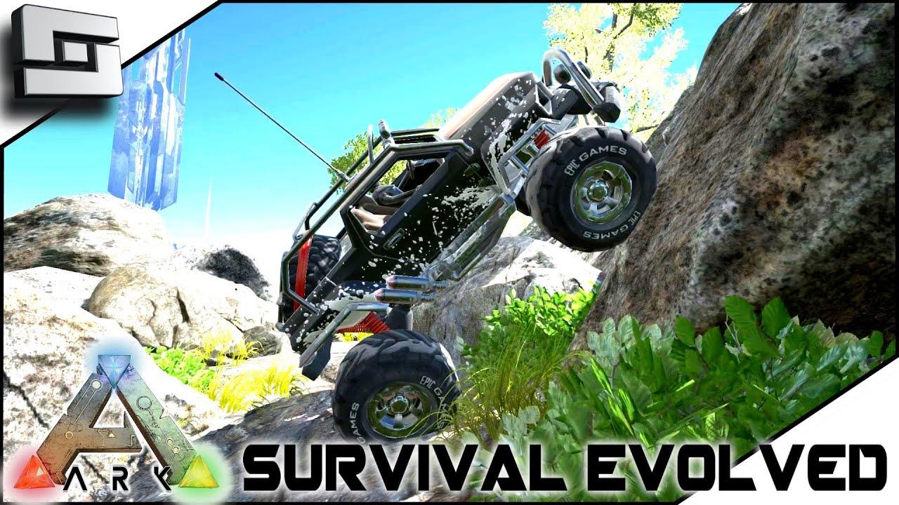 Ark survival evolved dune buggy spotlight youtube malvernweather Gallery