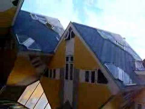 Kubuswoning - Cube Houses