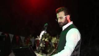 Bedirhan Gökçe Canlı performans Şiir Akşam Erken İner Mapushaneye   Ahmet Arif