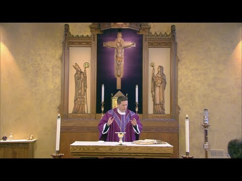 Catholic Mass: 3/11/19 | Monday of the First week in Lent