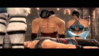 Mortal Kombat 2011 Story Mode Part 11