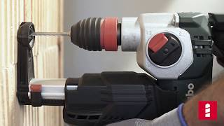 Metabo Akku-Hammer / Cordless Hammer KHA 18 LTX BL 24 Quick ISA