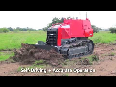 AEE (ROBO) Autonomous and Intelligent Machine Control Briefing