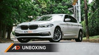 2019 BMW 530d Luxury - AutoDeal Unboxing