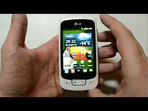 Обзор LG Optimus One P500 (review)