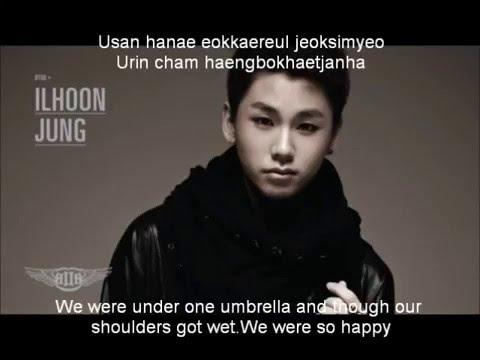 BtoB - Lover Boy [Romanized +English Lyrics]