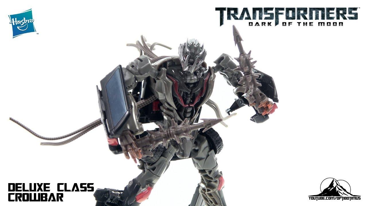 Transformers Studio Series Deluxe Crowbar Version NEW
