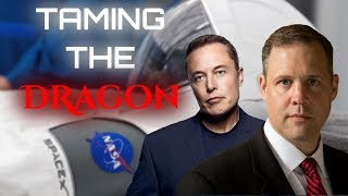SpaceX Crew Dragon Presentation Breakdown | SpaceX in the News